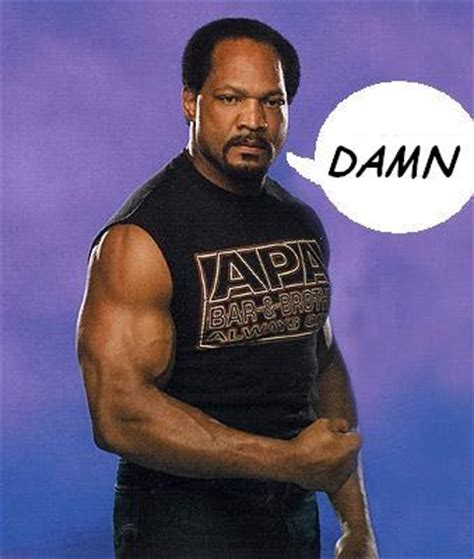 Ron Simmons Damn Meme - another interesting fact that s not so interesting page