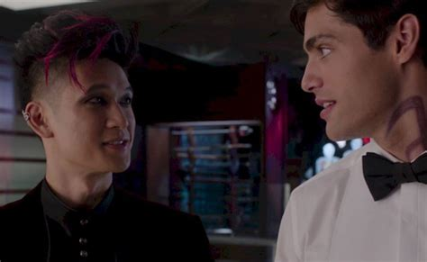 sexuality gender and the casebook series books andpop all the moments in season 1 of shadowhunters that
