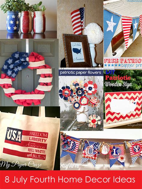 eight 4th of july home decor ideas the project stash