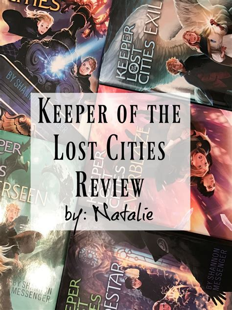 the keeper of lost keeper of the lost cities review hobbies on a budget