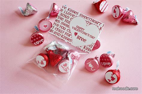 Valentines Kisses by Free Printables Mrs City Boy