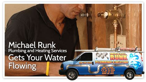 Carroll Heating And Plumbing by Eldersburg Sykesville Maryland Plumber Michael Runk Plumbing And Heating
