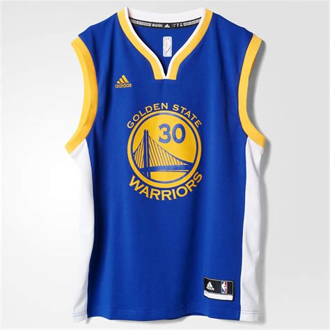 Gifts Designed For Mba Golden State Warriors by Adidas Nba Golden State Warriors Stephen Curry Replica