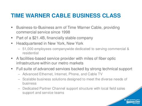 time warner cable help desk time warner cable business class partner program sales