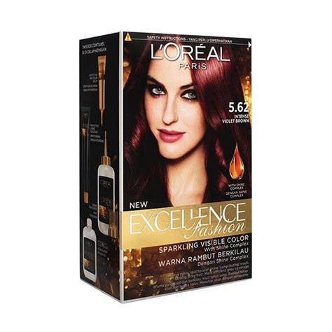 Harga L Oreal Excellence Creme jual l oreal excellence cr 232 me hair color 5 62