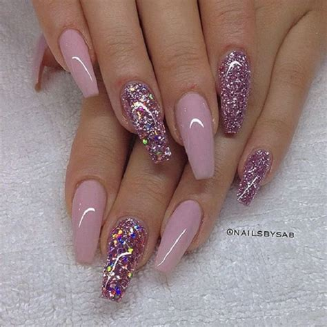 Nail Styles by 50 Coffin Nail Designs Nenuno Creative