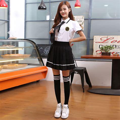 S Spesial Price Mediheal Dress Code Mask Korea Masker Wajah Med 1 2016 students suit skirt japanese school school korean school in school