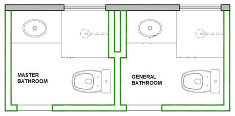 Average Size Of A Bathroom by Bathroom Size Of Bathroom On Bathroom Regarding Australian