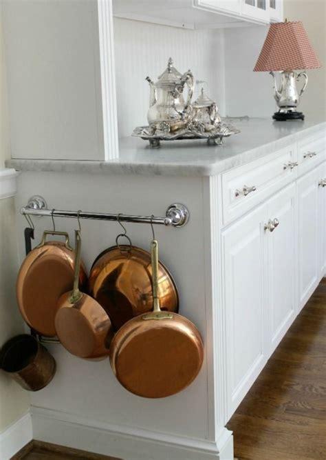 Organizing Pots And Pans In Kitchen Cabinets - 21 ideias para aproveitar melhor o espa 231 o de uma cozinha pequena