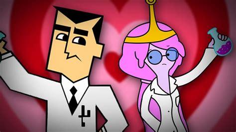 princess bubblegum  professor utonium epic cartoon  rap battles season  youtube