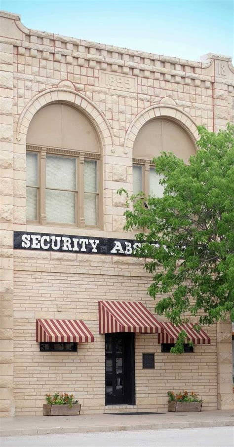 security abstract company
