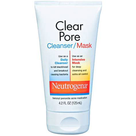 Clear Pore real real reviews neutrogena clear pore cleanser