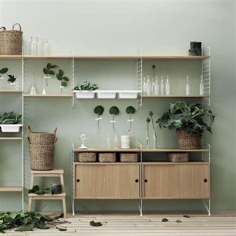 Oak Kitchen Cabinet storage great dane