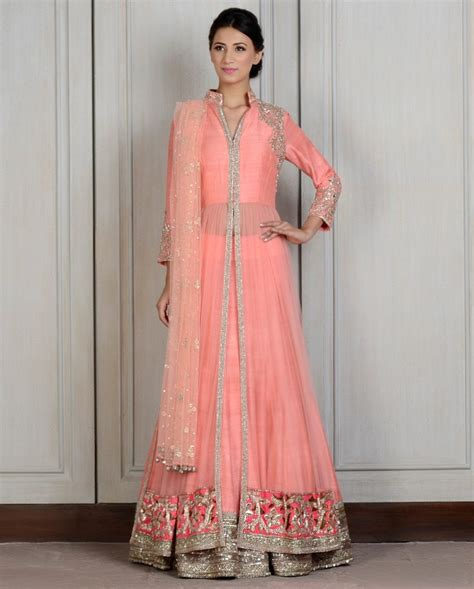 dress design with jacket manish malhotra flawless anarkali dresses suitanarkali in