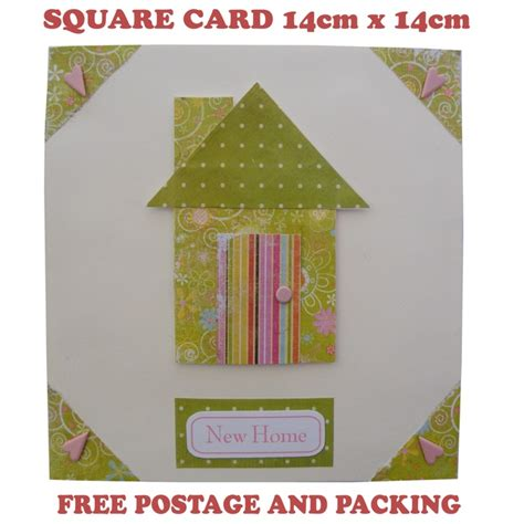 Handmade New Home Card - handmade new home card 163 3 00 cards