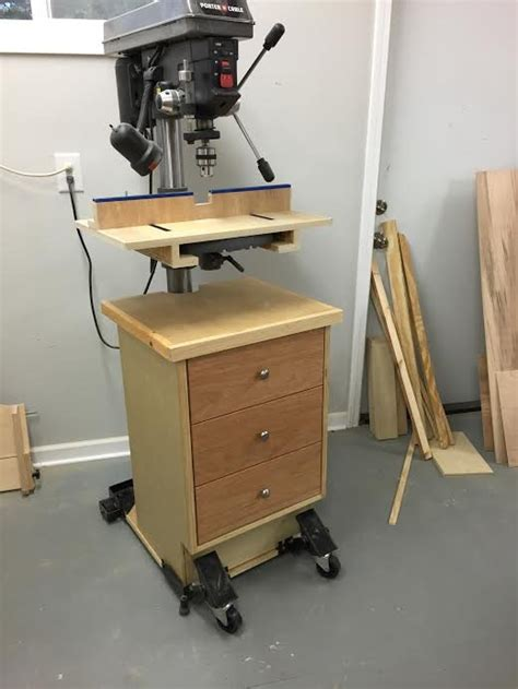 drill press cabinet by gtpreacher lumberjocks