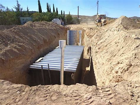 Building A Guest House In Your Backyard by Building An Underground Shelter Or Triage For Teotwawki