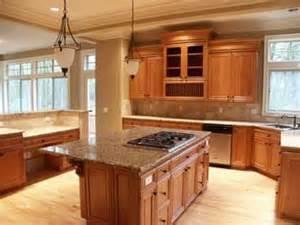 Medium Oak Kitchen Cabinets The World S Catalog Of Ideas