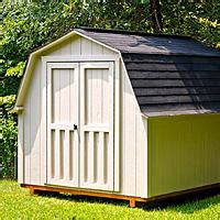 The Tool Shed Baton by Louisiana Outdoor Sheds Garden Prefab Storage Sheds In La