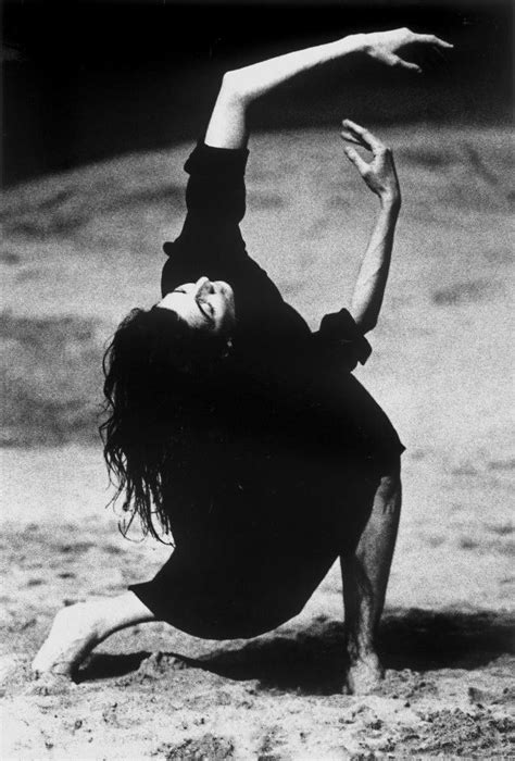 Pina Bausch Photographed by Stefano Colombini