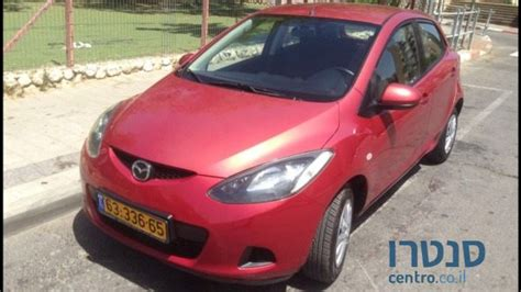 2008 mazda 2 for sale 29 900 holon israel
