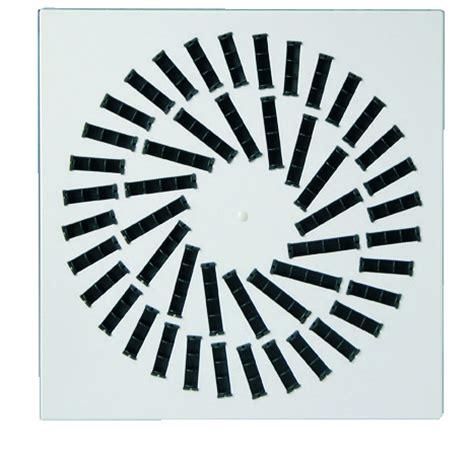diffusori a soffitto diffusore a getto elicoidale regolabile a soffitto e