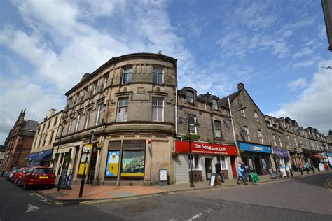 martin co stirling 1 bedroom flat to rent in high