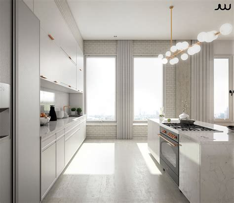 new york modern modern kitchen new york by ultra luxury apartment design