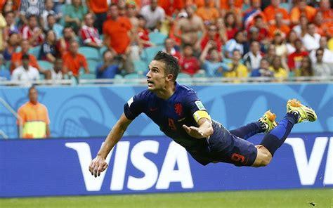 spain  holland world cup   telegraph