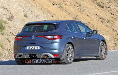 megane renault 2018 renault megane rs spied testing photos 1 of 11