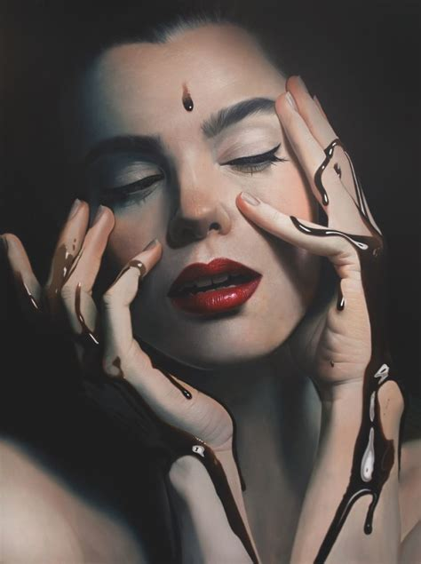 mike dargas photorealism lsd magazine