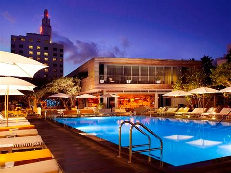 best hotels miami miami s best pool ranking the top ten south