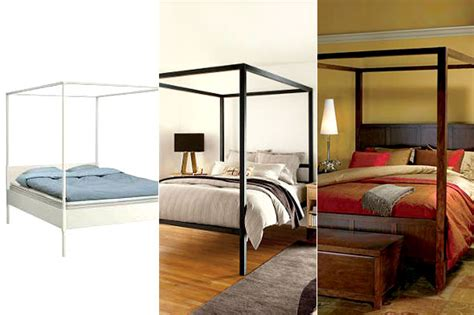 ikea edland four poster bed for sale in delgany wicklow shelterpop