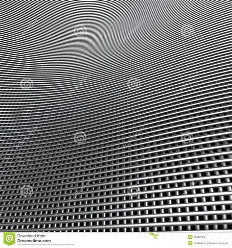 grid like pattern 3d chrome wavy grid cloth like pattern stock photos