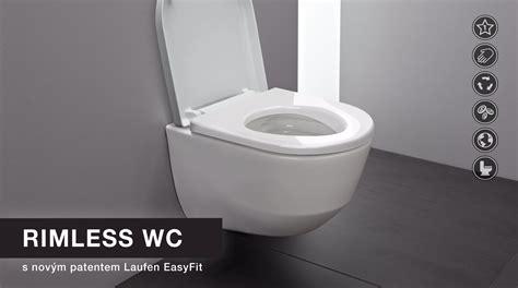 laufen wc laufen rimless wc