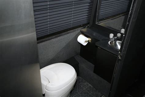 limo with bathroom sf 32 passenger limo bus san francisco limousine rentals