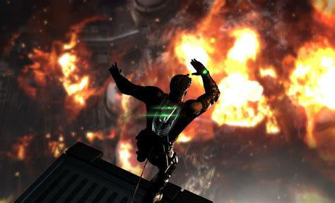 badly boy chaos theory rumour new splinter cell in development michael