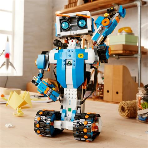 Home Design Za lego unveils boost kit to help children learn coding
