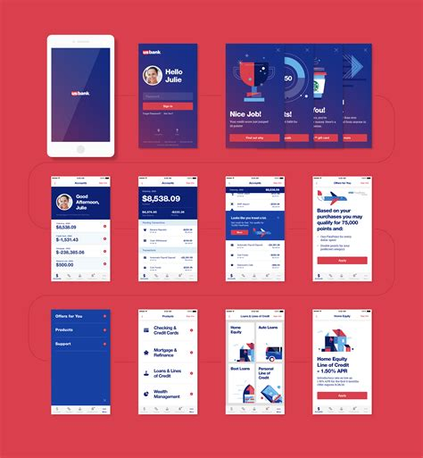 design app bank kyle tezak us bank