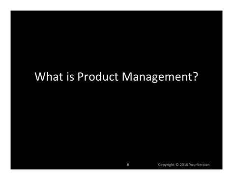 Mba Product Management Stanford by Product Management 101 For Startups