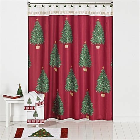 bed bath and beyond tree shower curtain traditional tree shower curtain and hook set bed bath