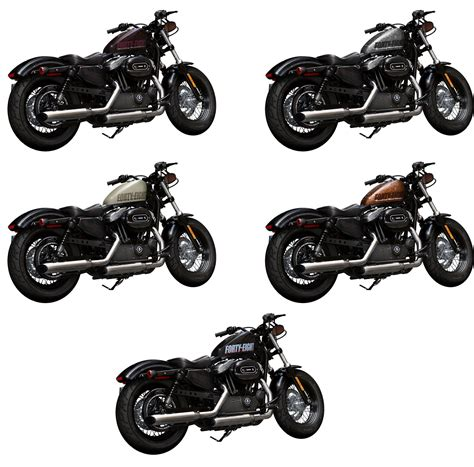 harley davidson xlx forty  review