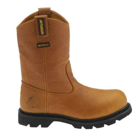 cat footwear s mcallen steel toe work boots academy