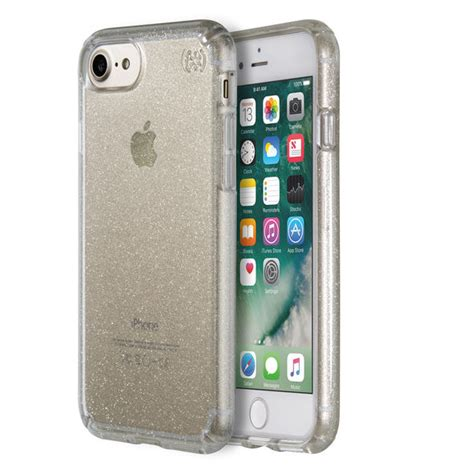 iphone 7 case presidio clear glitter iphone 7 cases