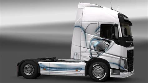 volvo truck tech support volvo fh16 hi tech skin modhub us