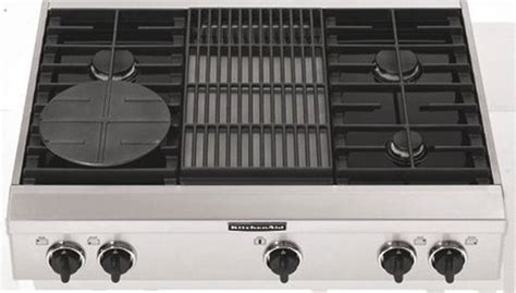 simmer plate for gas cooktop kitchenaid kgcp462kss 36 quot sealed burner commercial style