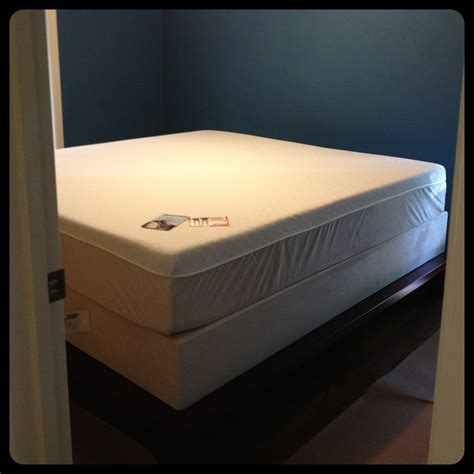 Bed Comforta Gold Pedic new tempur pedic bed j j
