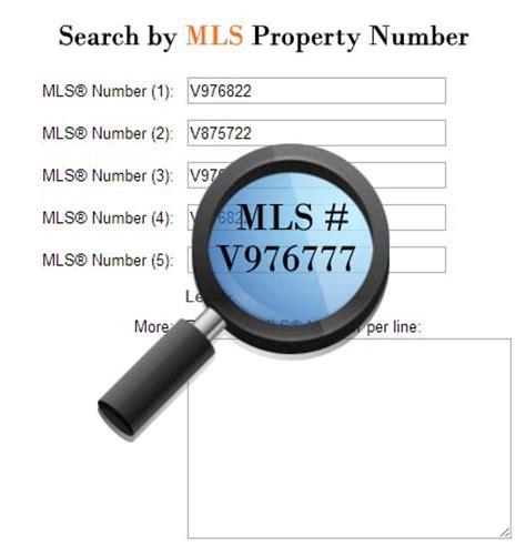 Vancouver Property Records Vancouver Property Home Search Tools Mls Real Estate Search