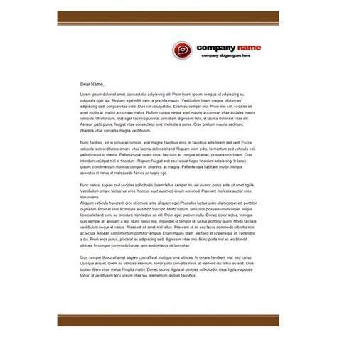 best business letterhead business letterhead exles resume and cover letter