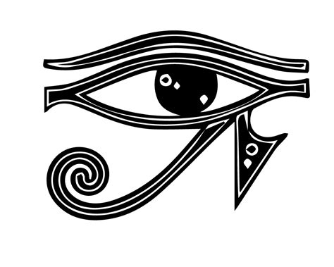 the eye of ra re rah ancient egyptian symbol and its